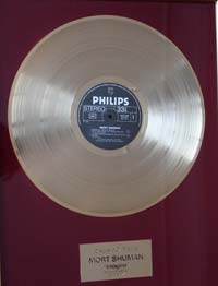 Imagine Gold Disc
