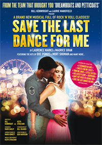 Save The Last Dance For Me Poster