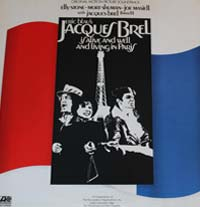 Jacques Brel Album cover