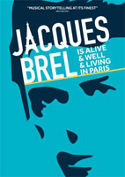 JACQUES BREL IS ALIVE AND WELL AND LIVING IN PARIS - LYRIC THEATRE - BELFAST